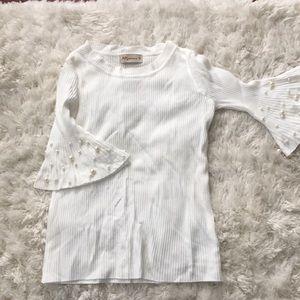 Alythea White Top